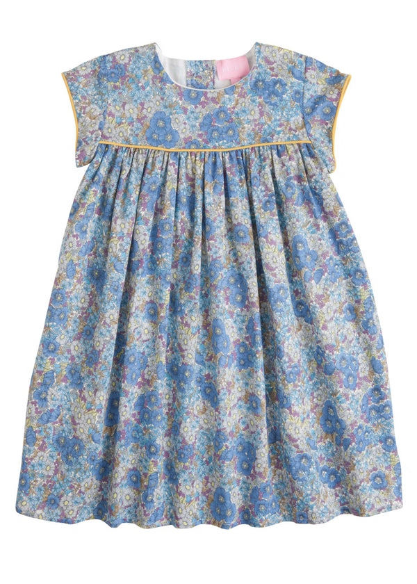 Charlotte Dress - Benny Floral - BISBY