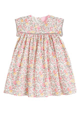 Charlotte Dress - Pink Rose Garden - BISBY