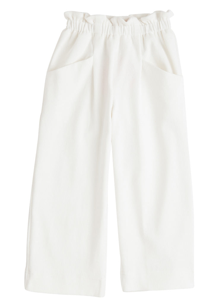 Palazzo Pants - Ivory - BISBY
