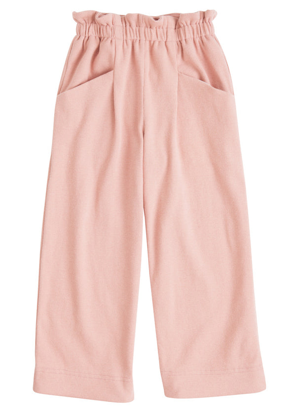 Palazzo Pants - Dusty Pink - BISBY