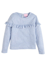 Emily Top - Powder Blue - BISBY