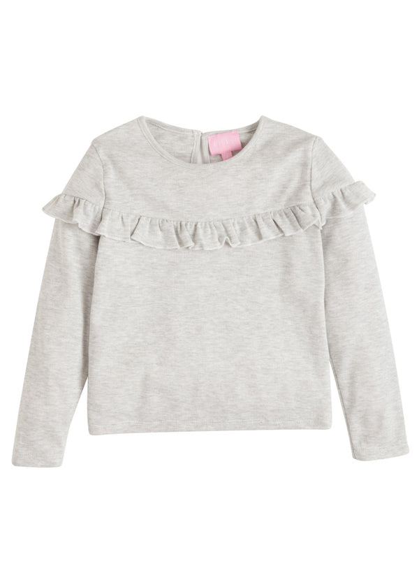Emily Top - Grey - BISBY
