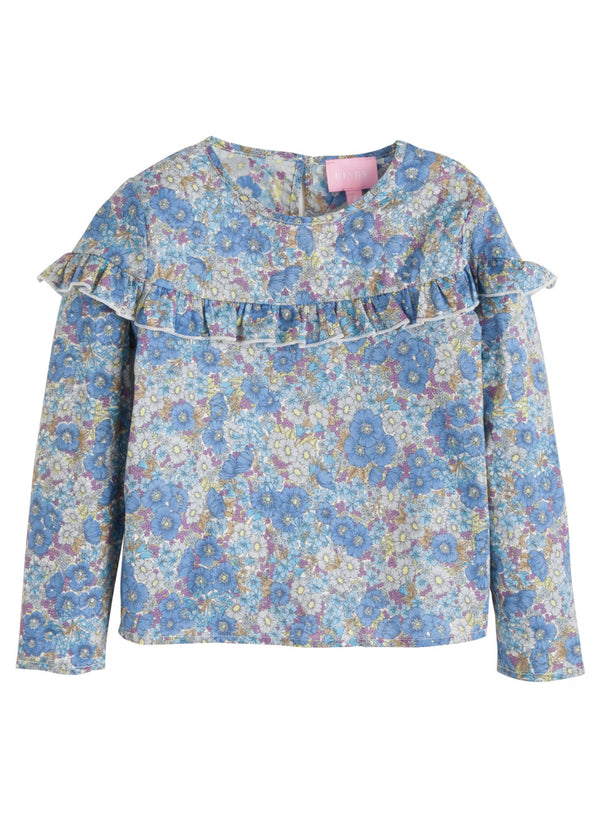 Emily Top - Benny Floral - BISBY
