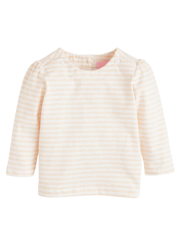 Rosie Blouse - Autumn Stripe - BISBY