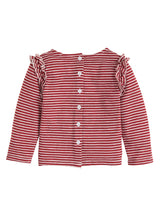 Helen Tee - Red Stripe - BISBY