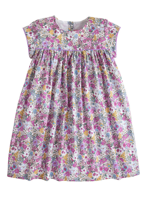 Charlotte Dress - Pucci Floral - BISBY
