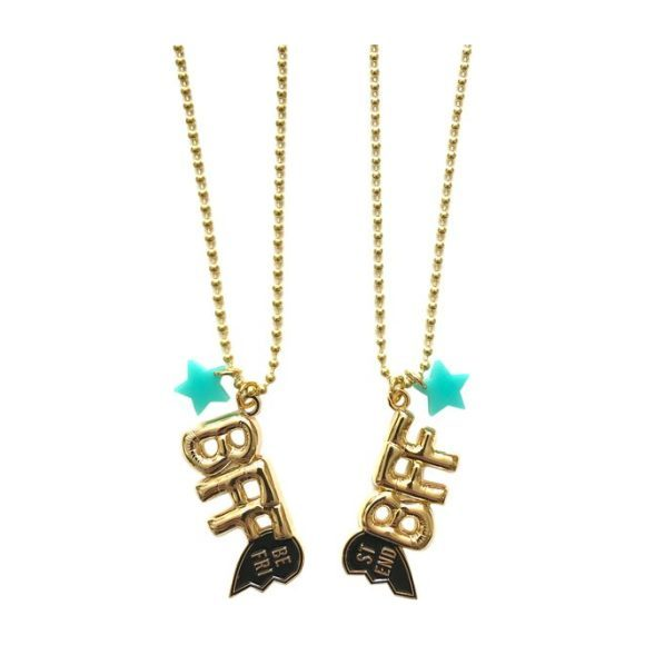BFF Necklaces (set of two) - Gunner & Lux - BISBY