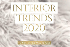Die Top 7 Interior Trends 2020! 😍🎉✨