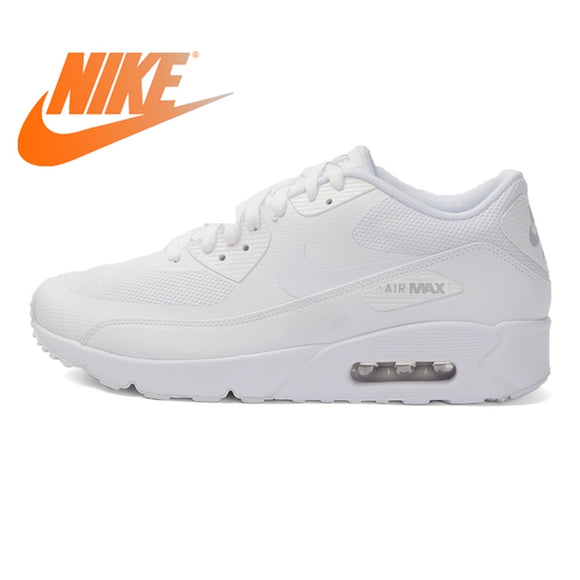 Original NIKE AIR MAX 90 ULTRA 2.0 Men's Running Shoes Sneakers Sports Outdoor Walking Jogging Comfortable Durable Classic
