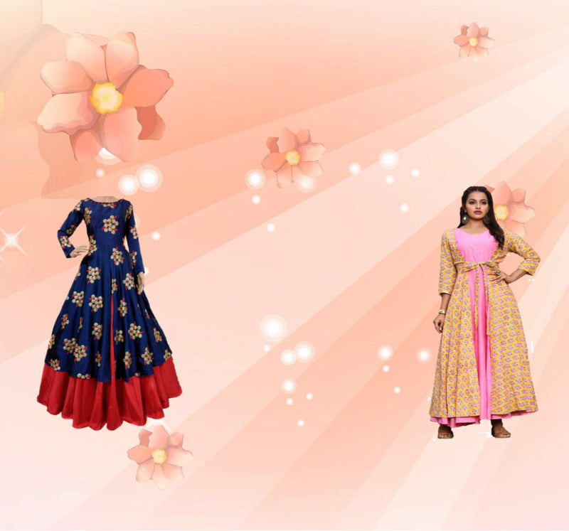 Designer indo-western for women's