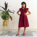 Ready to wear mahogany kids wear