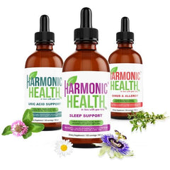 Harmonic Health™ Family Bundle - 6 Month Supply - 25% OFF Super Saver