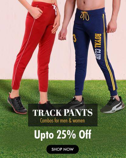 Track Pants for Womens Online Shopping