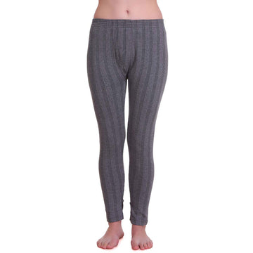 T.T. Women Hotpot Elite Pyjama Thermal - Anthra