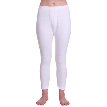 T.T. Women Hotpot Elite Pyjama Thermal - White