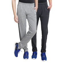 T.T. Men Cotton Track Pants (Pack of 2)