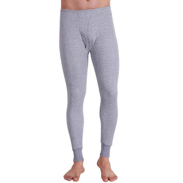 T.T. Men Hotpot Elite Pyjama Thermal - Grey Melange