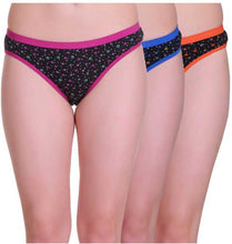 T.T. Womens Bikini pack of 3