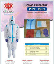 T.T. COVID PROTECTOR PPE KIT