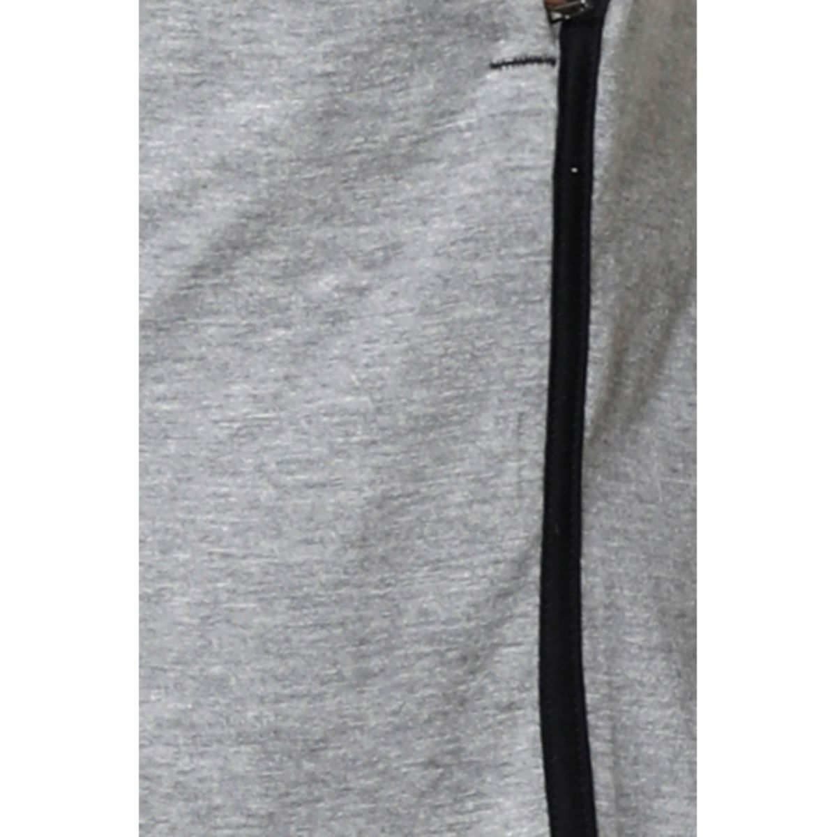 T.T. Men Cotton Track Pants - Grey