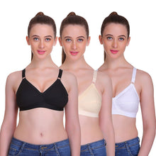 T.T. Women Desire Bra Black Beige White