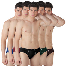 T.T. Mens Desire IE Brief Pack Of 5