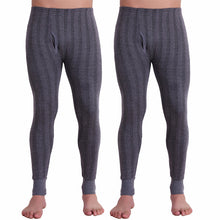 T.T. Men Hotpot Elite Pyjama Thermal Pack Of 2- Anthra