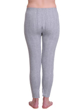 T.T. Women Hotpot Elite Pyjama Thermal - Grey Melange