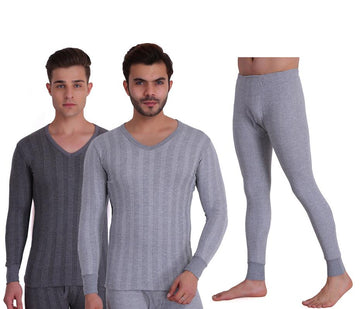 T.T. Men Hotpot Elite Thermal Top And Pyjama (Pack of 3)