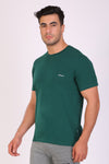Blue, Eden Green & Ted Round Neck T-Shirt