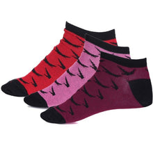 HiFlyers No Show socks pack of 3