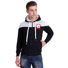Hiflyers Full Sleeve Solid Men Sweatshirt - Black