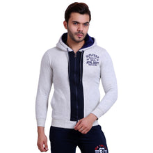 Hiflyers Full Sleeve Solid Men Sweatshirt - Grey