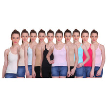 T.T. Womens Pearl Slip Pack Of 10 Assorted