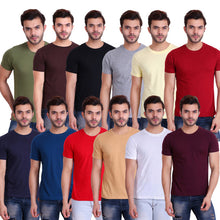 T.T. Mens T-Shirts Pack of 12 Assorted