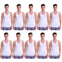 T.T. Mens Softy Vest Pack Of 10 Assorted