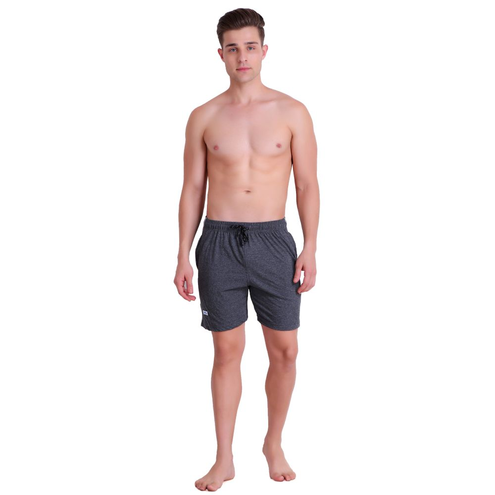 T.T. Men Bermuda Shorts Grey