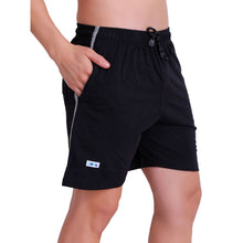 T.T. Men Bermuda Shorts Black
