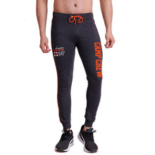 Hiflyers Mens Slimfit Track Pants (Anthra)
