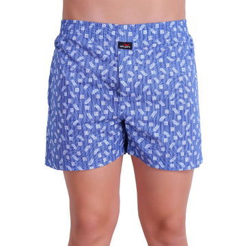 HiFlyers Boxer Shorts Blue
