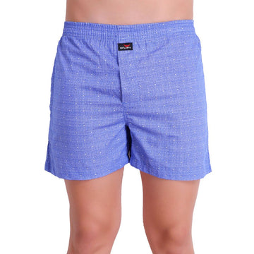 HiFlyers Boxer Shorts Light Blue