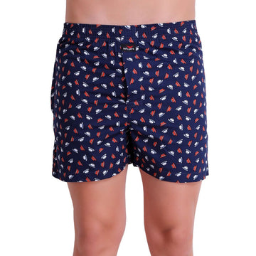 HiFlyers Boxer Shorts Dark Blue