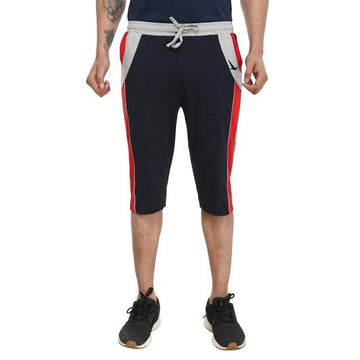 Hiflyers Mens Capri Navy Blue