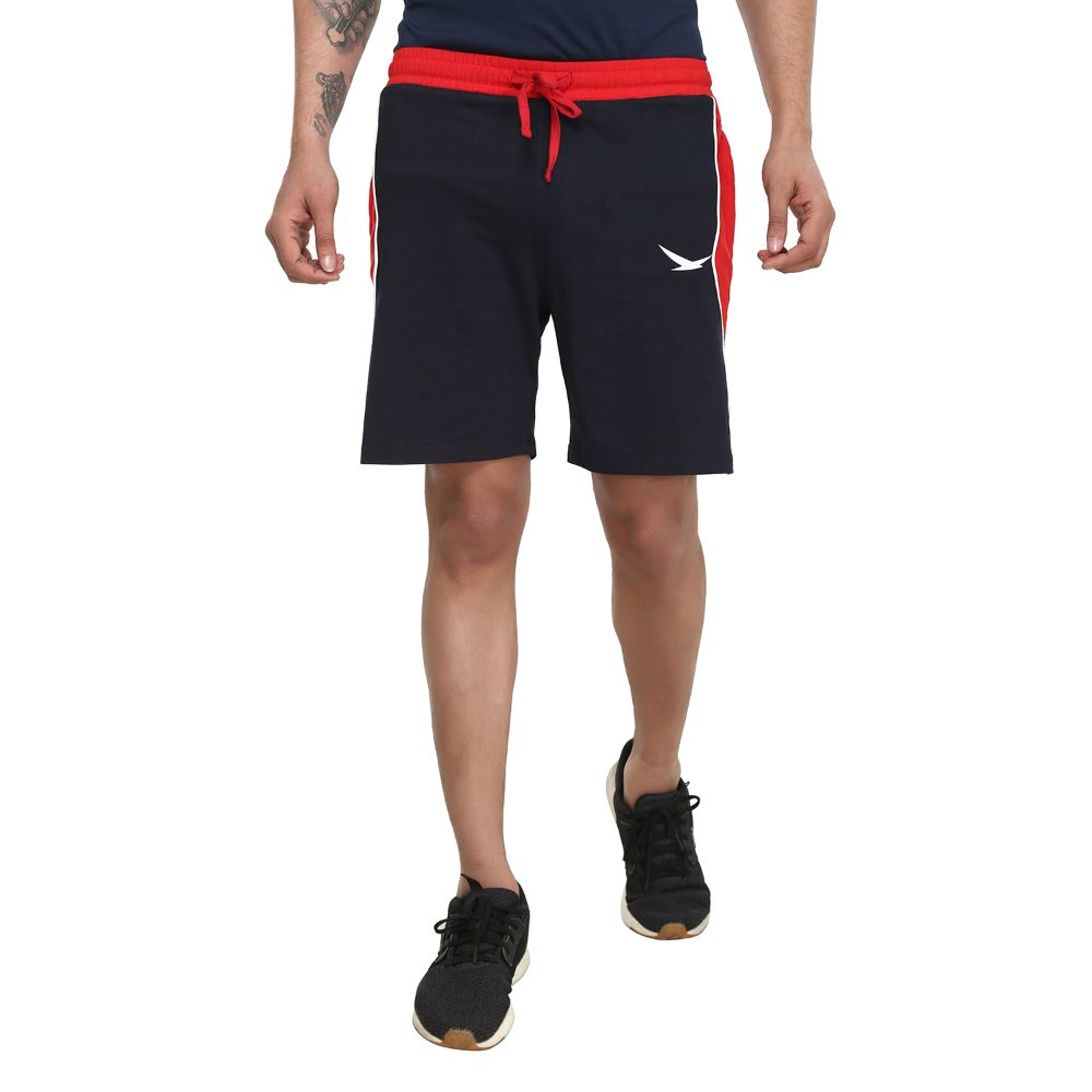 HiFlyers Mens Bermuda Navy blue