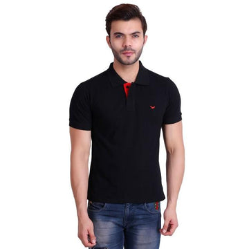 Hiflyers Polo Tshirt Black