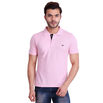 Hiflyers Polo Tshirt Pink