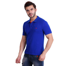 Hiflyers Polo Tshirt Blue