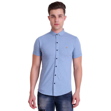Hiflyers Men Shirts - Blue