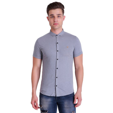 HiFlyers Men Shirts - Grey