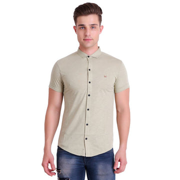 Hiflyers Men Shirts - Light Green